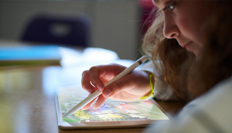 iOS : 11.3 préservation de la batterie desiPad