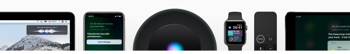 Siri | #siri | #shortcuts : Dis Siri qui répond : iPad, iPhone, HomePod ou MacBook ?