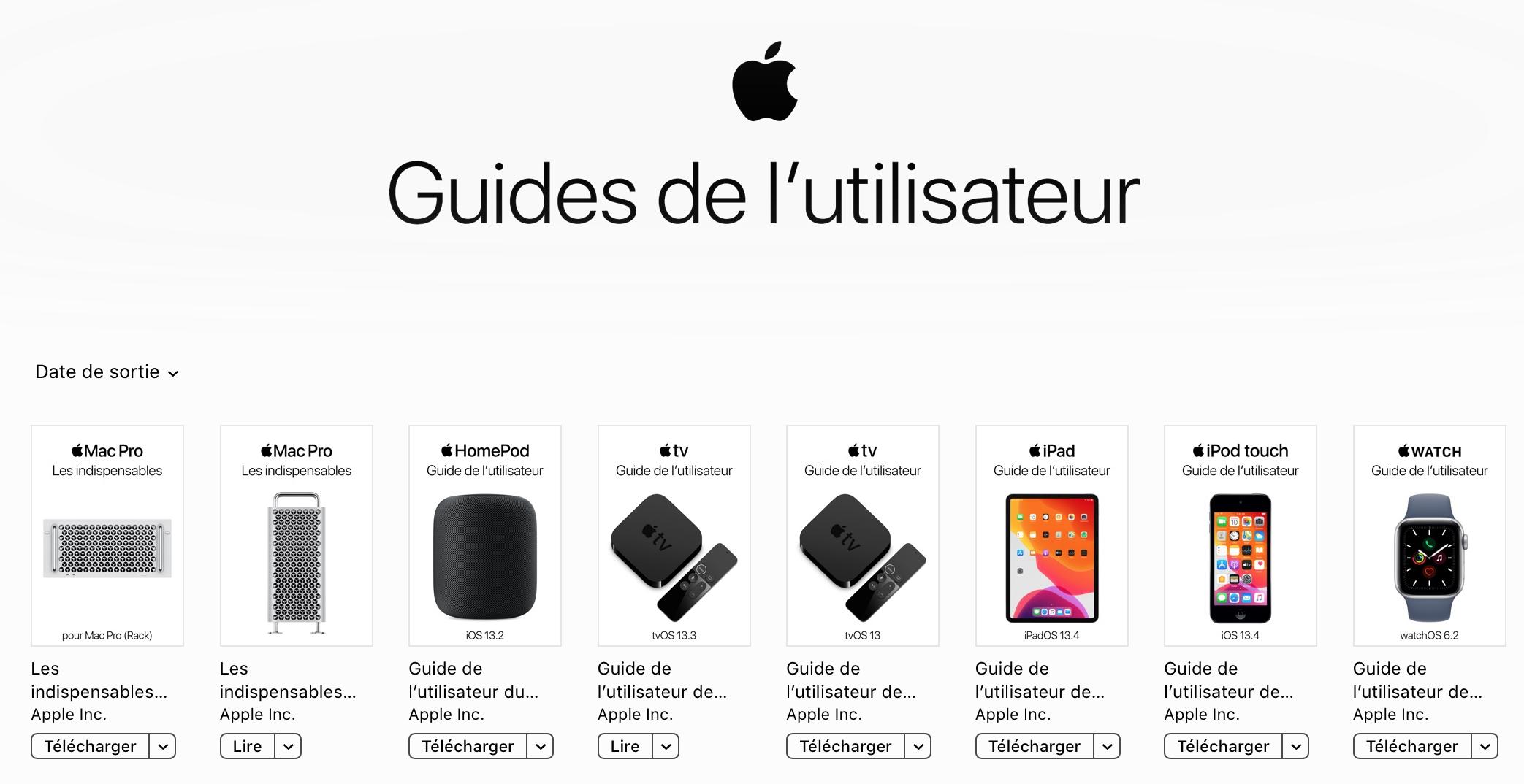 Guides-utilisateur